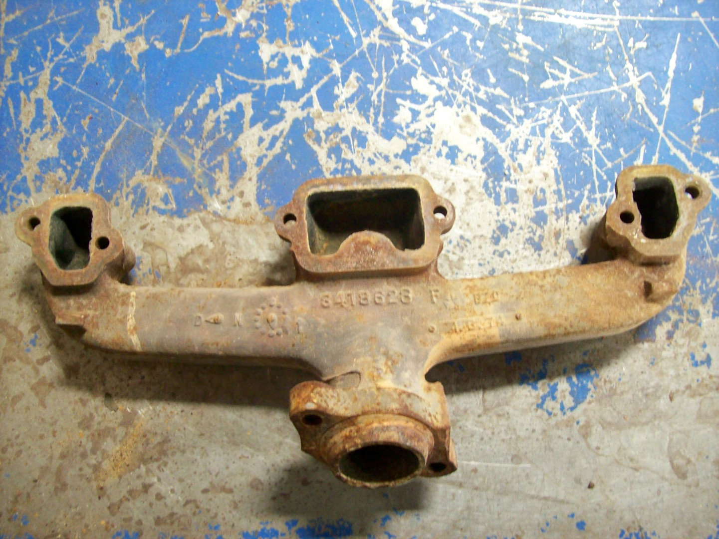 Ford Mustang Parts >> Exhaust Manifolds