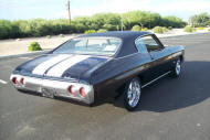 Custom 1971 Chevelle AirRide 427 By Copperstate Classic Cars
