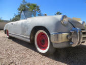 Alloy 1951 Muntz Jet For Sale by Copperstate Classic Cars