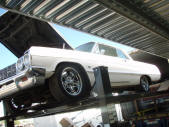 1964 Chevy Impala Container Loading Malefors International