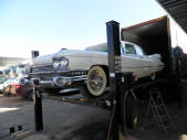 1959 Cadillac Container Loading Malefors International