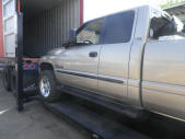 2002 Dodge Ram Cummins Diesel 4X4 Container Loading Malefors International