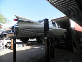 1959 Cadillac Fleetwood Container Loading Malefors International