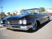 Custom 1960 Buick Invicta Convertible Copperstate Classic Cars